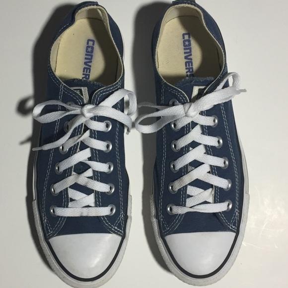 Converse Shoes - Converse Tennis Shoes Unisex Women Size 9 Men 8 047b5b854e